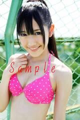 【送料無料】AKB48渡辺麻友 写真5枚セット<サイン入> 13