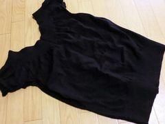 フラジール/FREGILE ニットトップス(黒)