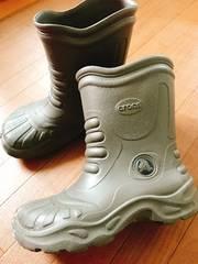 クロックス 長靴 22cm