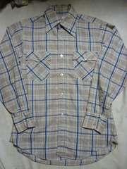 70'sリーバイスチェックシャツLevi'sキムタクビンテージアメカジ
