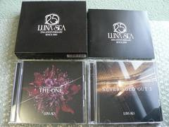 LUNA SEA/25th Anniversary Ultimate Best-THE ONE【4CD】初回盤