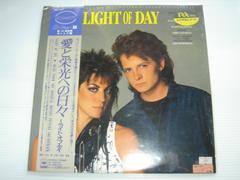 愛と栄光の日々 〜ライト・オブ・デイ サントラLPレコード国内盤