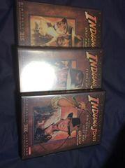 DVDインディジョーンズ 全3巻セット