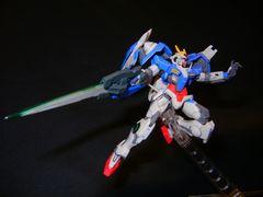 中古 HCM-Pro ダブルオーライザーセット+GNソード3