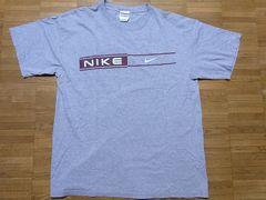 即決USA古着ナイキNIKEビンテージロゴデザインTシャツ!アメカジ
