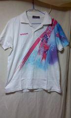 バタフライ スポーツシャツ サイズL 日本製JTTA公認