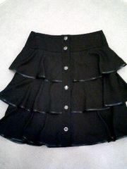 クレージュ�A�@★お嬢様系★フリルスカート