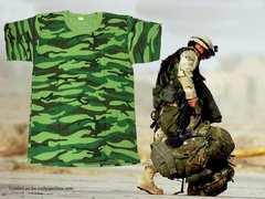�V�i Cotton Jungle Camoflage �L�����t�� T�|�V���c CP-135
