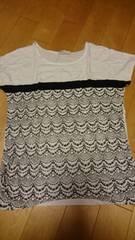 ZARAカーディガン/オシャレなTシャツのセット