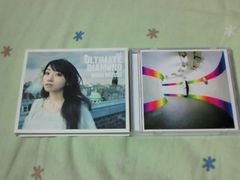 CD 水樹奈々 7thアルバム ULTIMATE DIAMOND