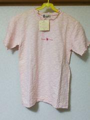 タグ付新品 CHILLET  半袖 レース地 日本製  Tシャツ  トップス  フリル