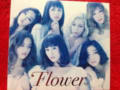 Flower ����Ȃ�A�A���X/TOMORROW ��������DVD�t�� E-girls