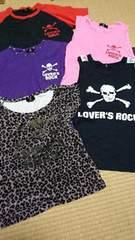 LOVER'S ROCK★Tシャツ5点セット