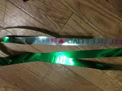 ジャニーズWEST 初ドームコン 銀テープ緑