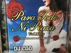 格安Latin DJ Coo Para Todo Ni Raza Vol.Tres CD!rap.cumbia
