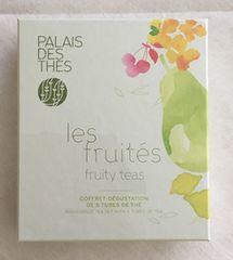 フランス☆PALAIS DES THESパレデテ フルーツティー アソート