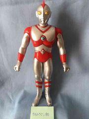 バンダイ1988 ウルトラマン80(エイティ)ソフビ人形 フィギュア
