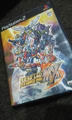 PS2☆スーパーロボット大戦MX☆