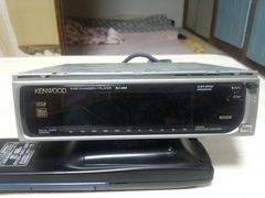 KENWOOD  MDデッキ