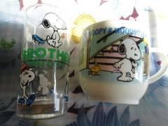 SNOOPY マグカップ&グラス