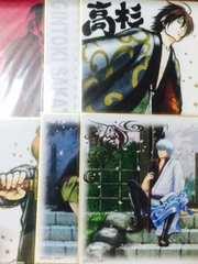 ミニ色紙ART【銀魂】レア入6枚セットビジュアルコレクション