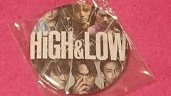 HiGH&LOW 缶バッジ ハイロー