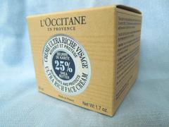 【L'OCCITANE/ロクシタン】シアリッチモイスチャークリーム50ml