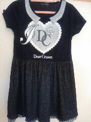 Dear  Crown ☆ワンピース♪145〜155cm