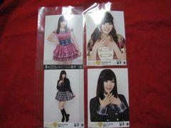 限定SKE48 4枚セット 公式生写真 金子栞 非売品 未使用
