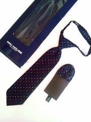 ◆ミキハウス◆お洒落なネクタイ&チーフ