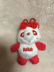 AAAえ〜パンダ★リボン★赤
