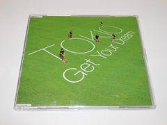 TOKIO/Get Your Dream (通常盤)(初回プレス)