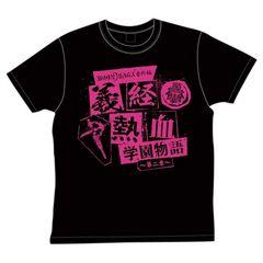 GACKT/義経熱血学園Tシャツ-L