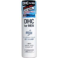 DHC for MEN 薬用 スカルプジェット 育毛剤 100g