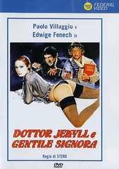 Dottor Jekyll E Gentile Signora DVD エドウィジュ・フェネシュ