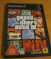 【PS2】GTA3 グランドセフトオート3【中古】