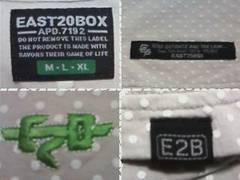 ��EAST20BOX���|���V���c ETB �� �X�g���[�g