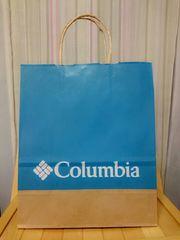 Columbia★コロンビア★紙袋・ショップ袋・ショッパーズバッグ