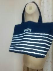 SHIPS/シップス☆トートバック