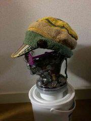《エスニック》レゲェヒッピーエスニック系の帽子