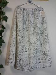 *SM 2*  バンダナ柄スカート  F 新品 税込6372円