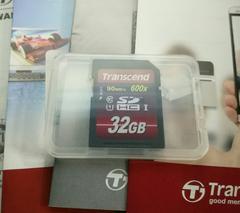 Transcend SDHCカード 32GB Class10 UHS-I対応