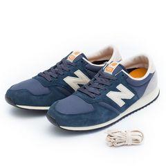 ニューバランス【new balance】U420/NAVY/27.0cm