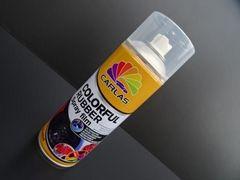 簡単塗装♪ラッピングゴムカラースプレー♪オレンジ