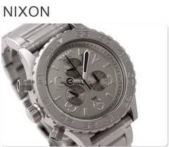新品 ニクソン 42-20 オールロウスチール◆A0371033