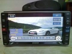 クラリオン製 N98(08545-K9005) DVD再生/CD→HDD4倍速録音