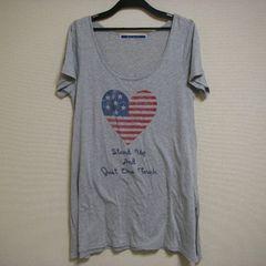 ジエンポリアム 半袖 Tシャツ M グレー