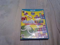 【新品Wii U】ぷよぷよテトリス