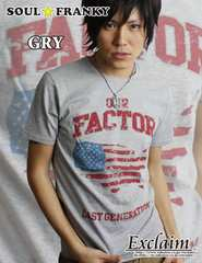SOUL��FRANKY �~����� FACTOR T�V���c/S
