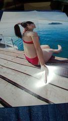 SKE48 高柳明音 ファースト写真 特典両面ポスター